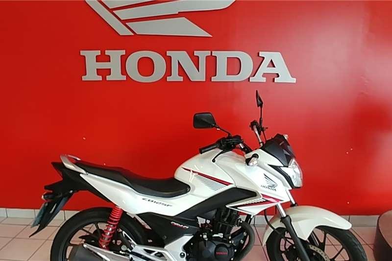 Honda CB 2017