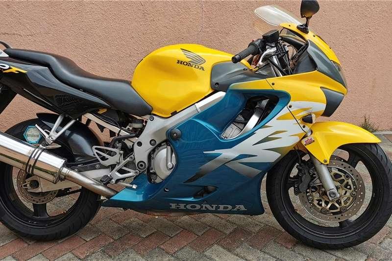 Honda CBF600 2001