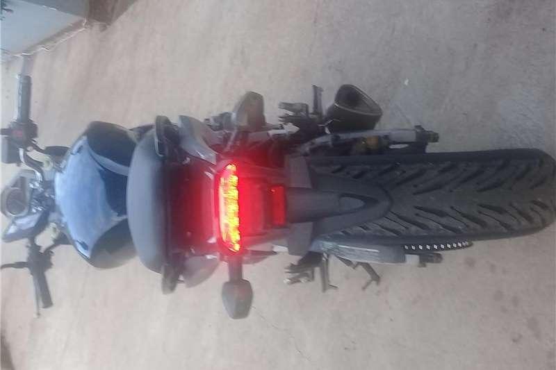 Honda CBF600 2008