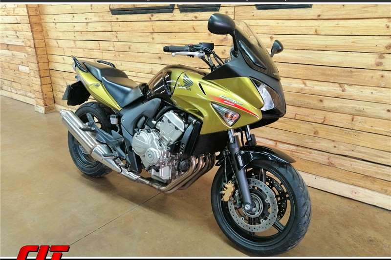 2010 Honda CBF600