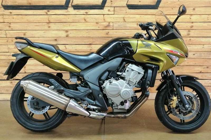 Used 2011 Honda CBF600