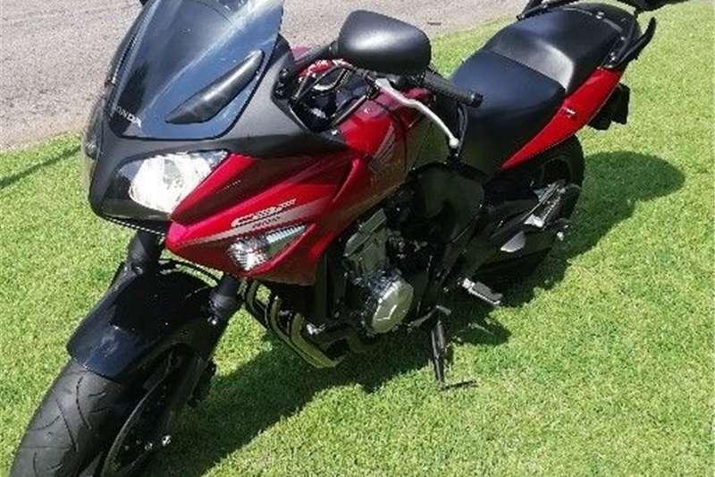 Honda CBF600 2012