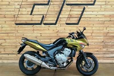 2011 Honda CBF600