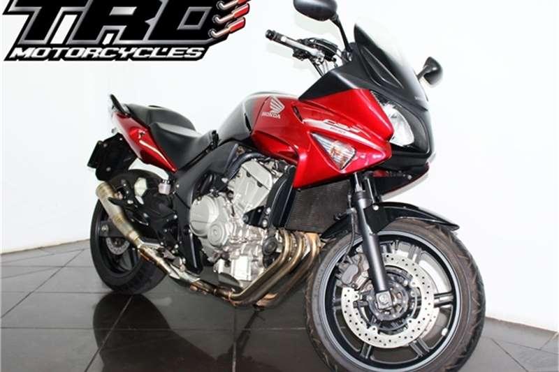 Honda CBF600 S 2010