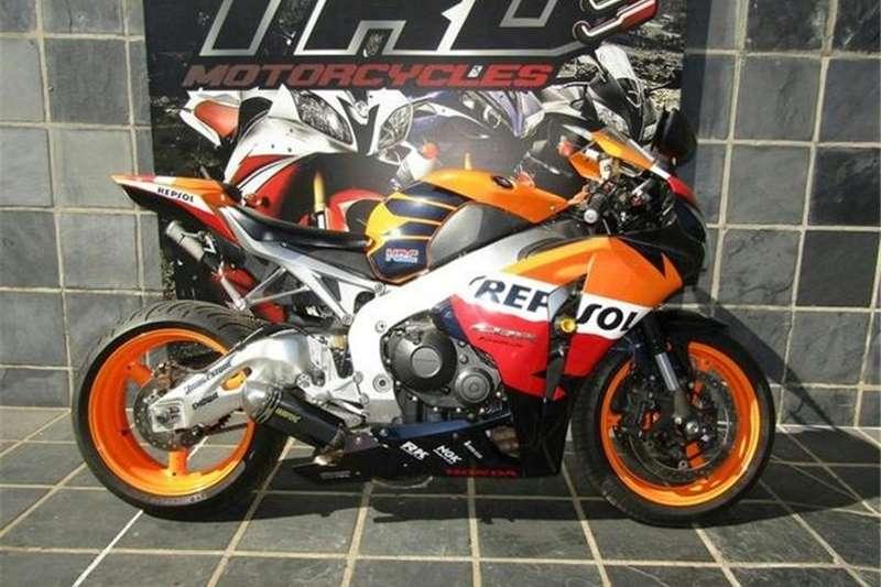 Honda CBR 1000 2009