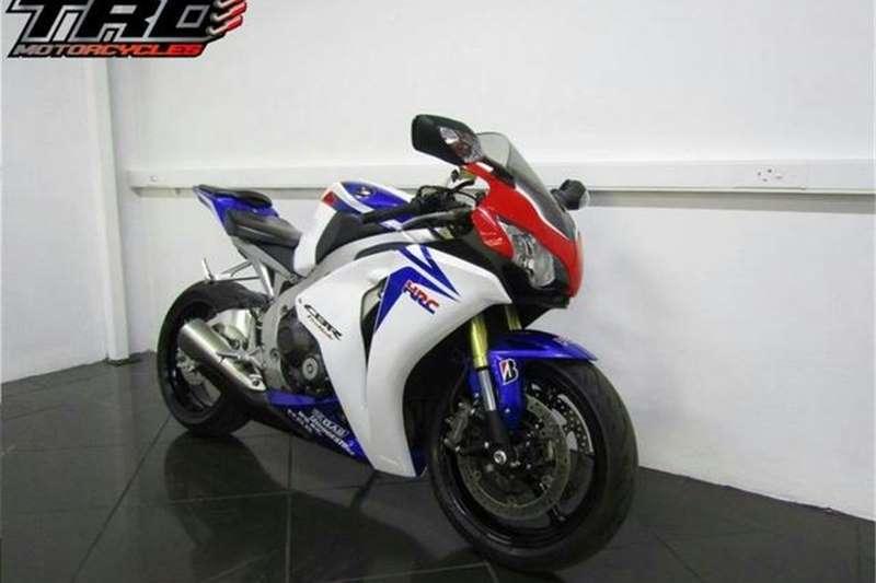 Honda CBR 1000 2011