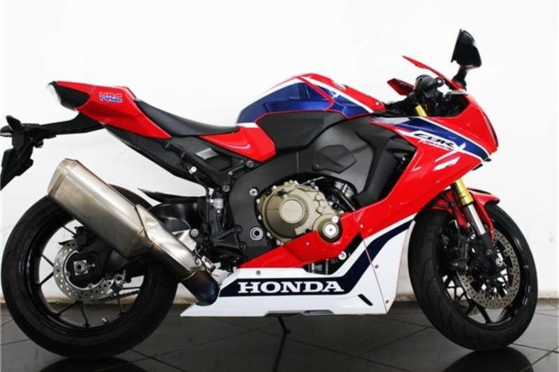 2019 Honda CBR