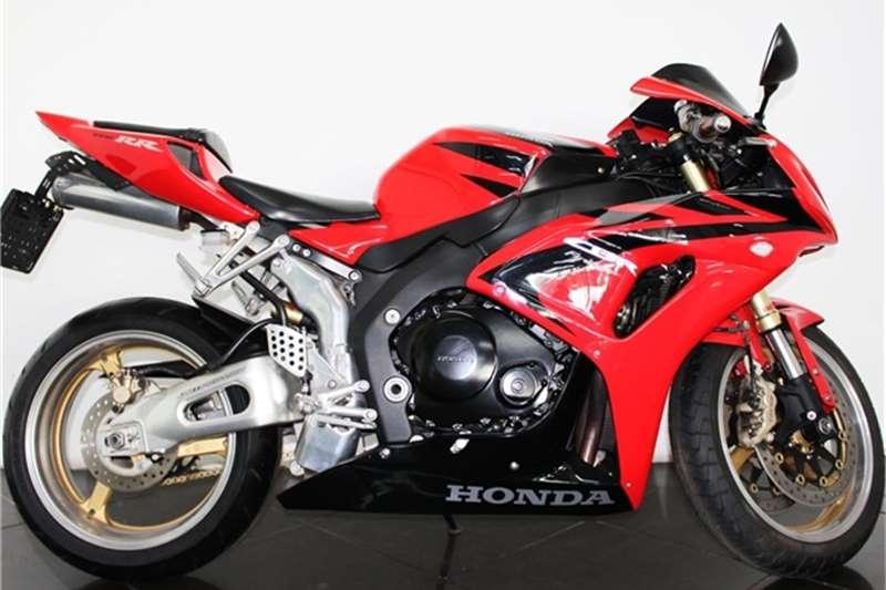 Honda CBR 1000 Fireblade 2007