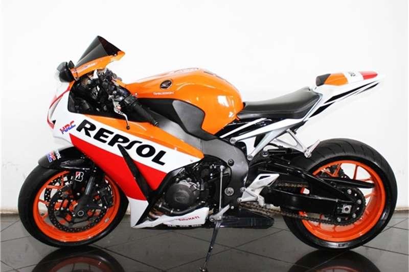 Honda CBR 1000 Repsol 2012