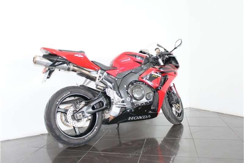 Honda CBR 1000 RR 2007