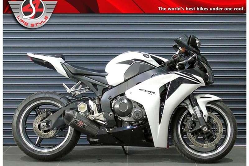 Honda CBR 1000 Rr Fireblade 2010