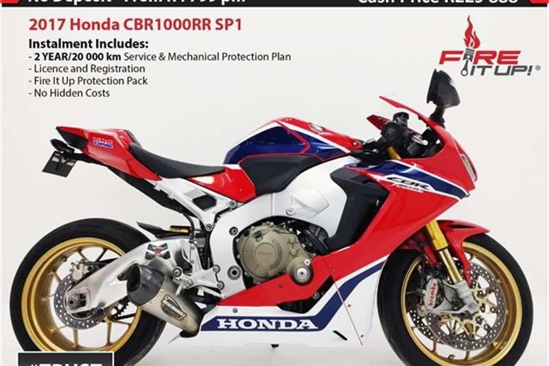 Honda CBR 1000 RR SP1 2017