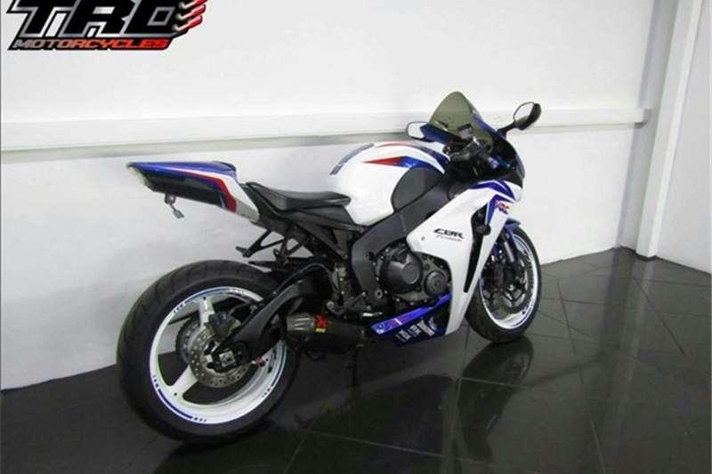 Honda CBR 1000RR 2008