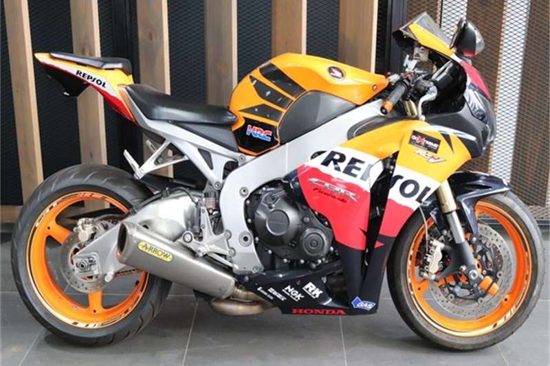 Honda CBR 1000rr 2009