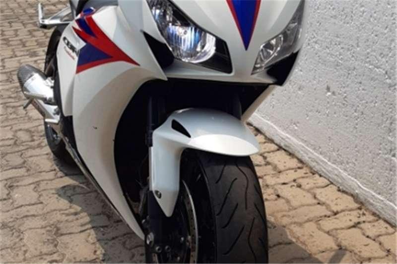 Honda CBR 1000RR Fireblade 2012