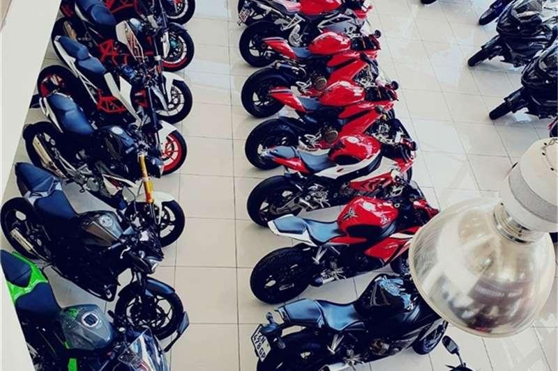 2018 Honda CBR