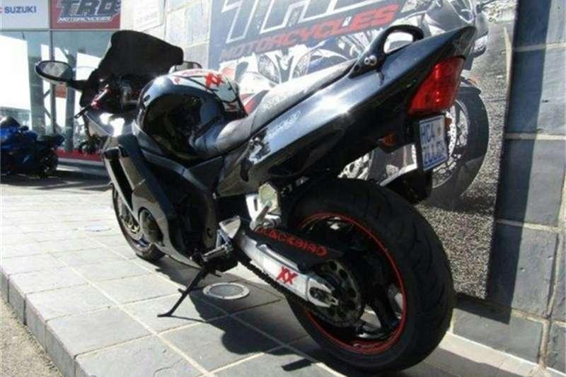 Honda CBR 1100 blackbird 2000