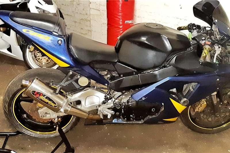 2003 Honda CBR