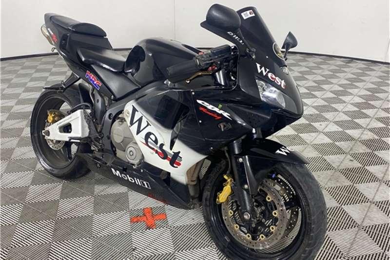 Used 2004 Honda CBR