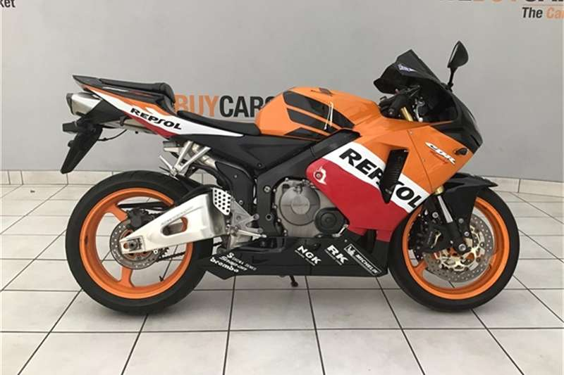 Honda Cbr Motorcycles For Sale In South Africa Auto Mart