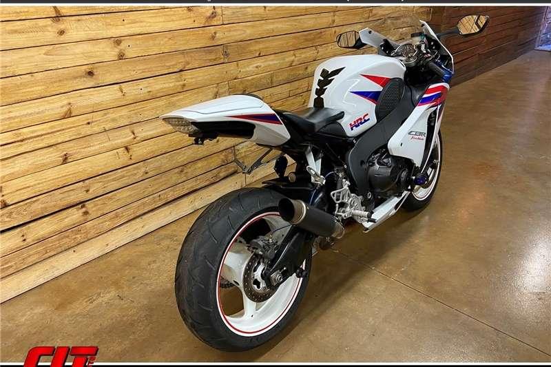2011 Honda CBR