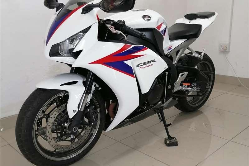 Honda CBR 2012