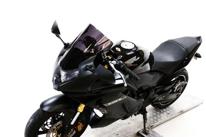 2012 Honda CBR