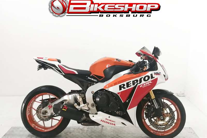Honda CBR 2013