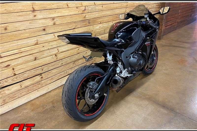 2014 Honda CBR