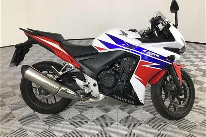 Honda CBR 2015
