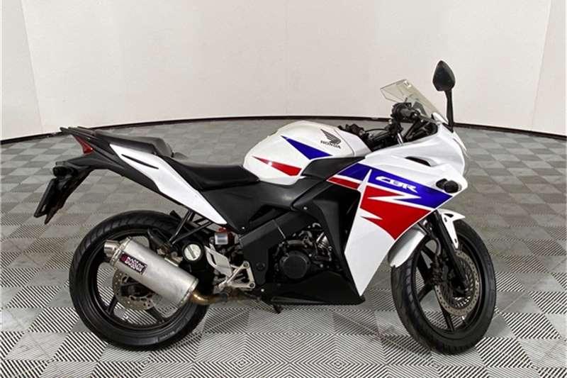 Used 2015 Honda CBR