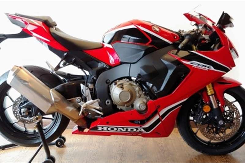 Honda CBR 2018