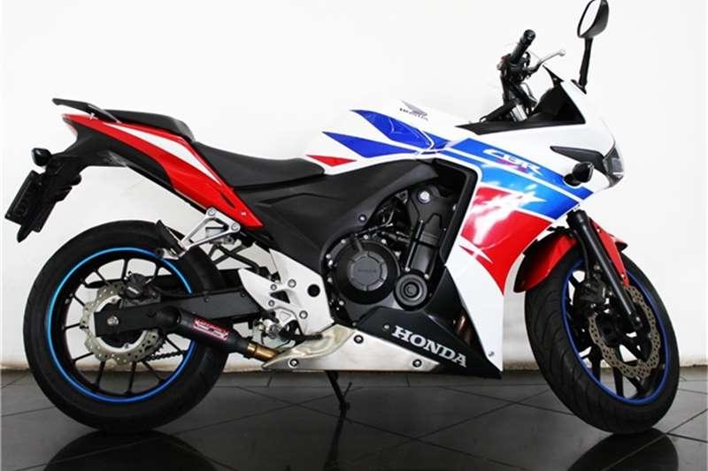 Honda CBR 500 2015