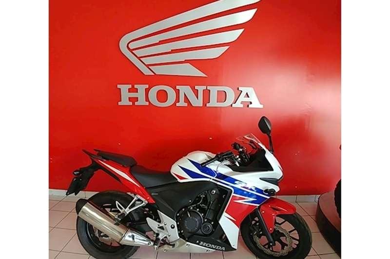 Honda CBR 500 R 2015