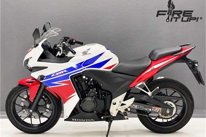 Honda CBR 500 RR 2014