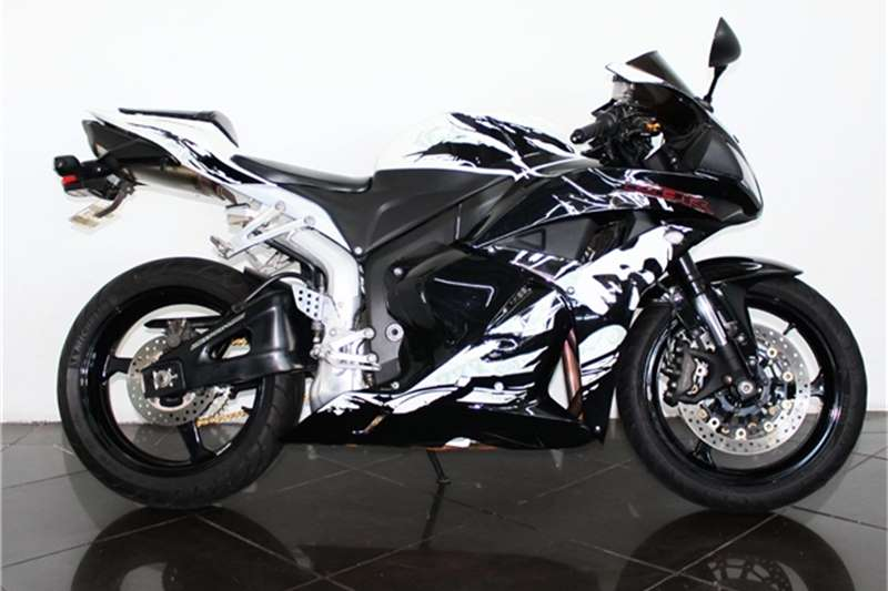 Honda CBR 600 2008