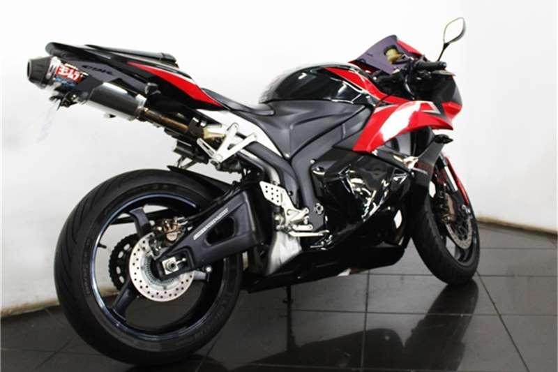 Honda CBR 600 2009