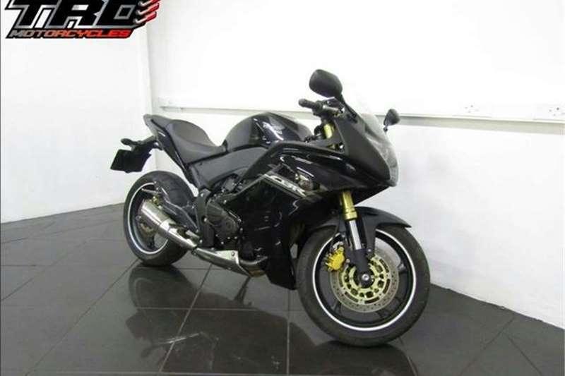 Honda CBR 600 2012