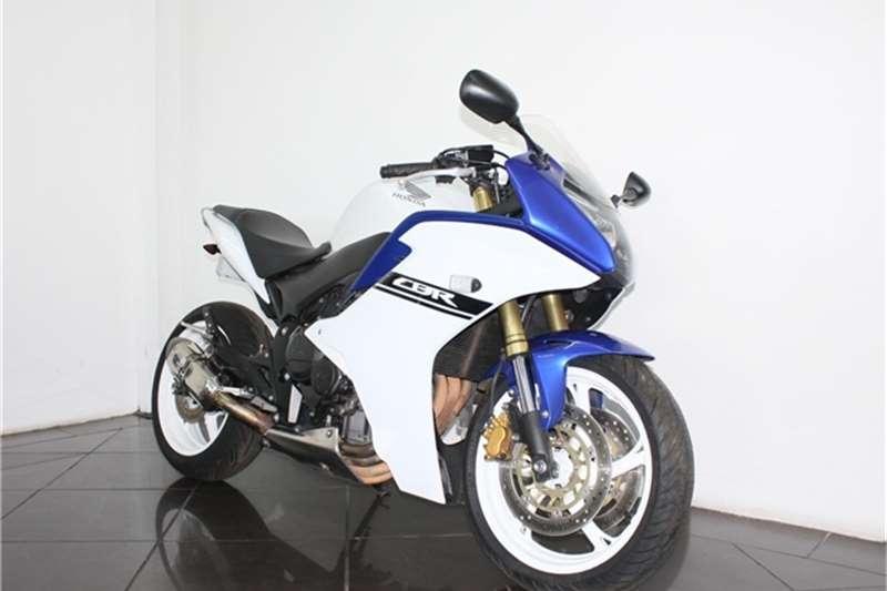 Honda CBR 600 F 2012