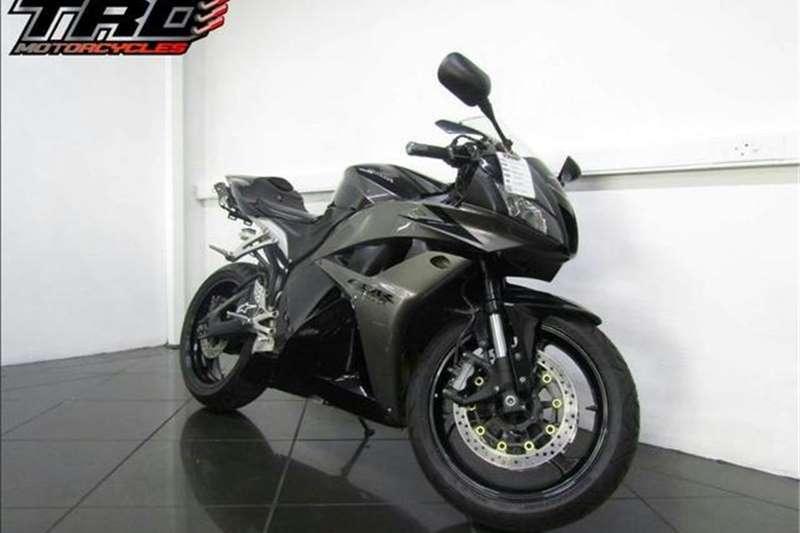 2009 Honda CBR