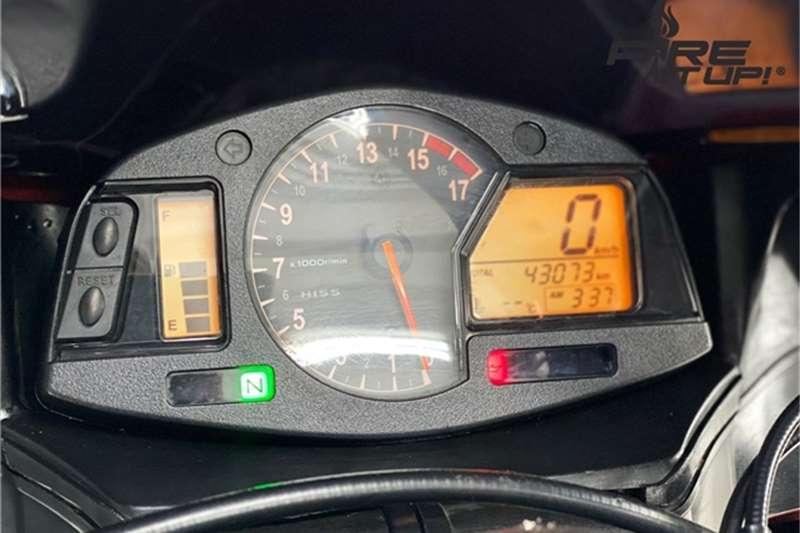 Honda CBR 600 RR 2010