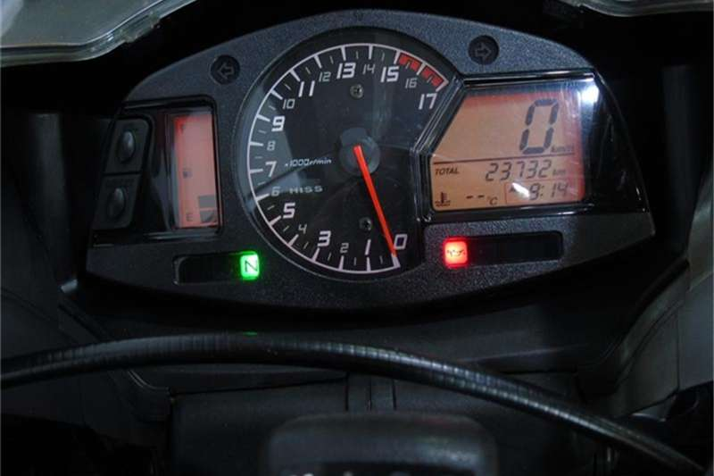Honda CBR 600 Rr 2015