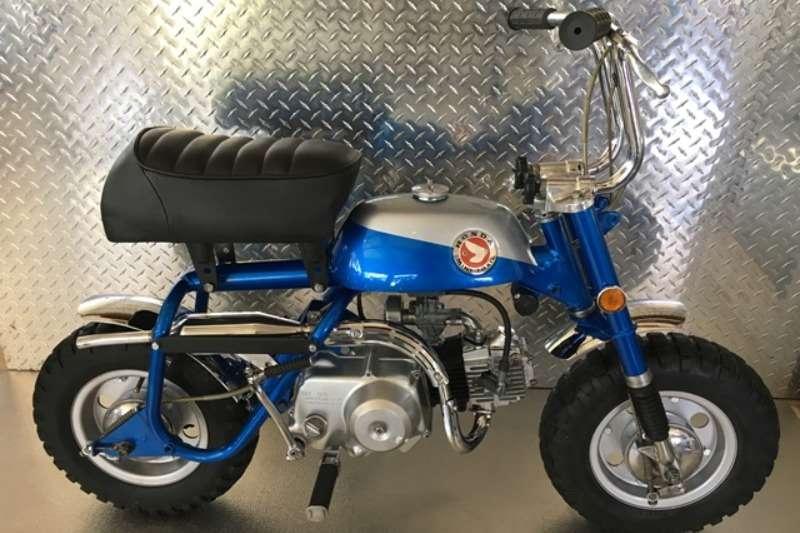 1969 Honda CBR