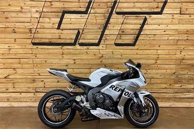 2013 Honda CBR