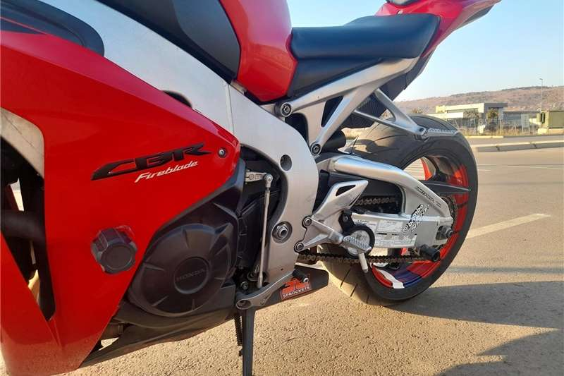 Used 0 Honda CBR