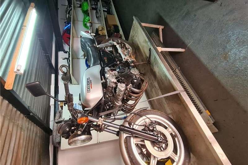 Used 1980 Honda CBX