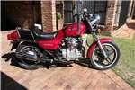 Honda CBX 1981