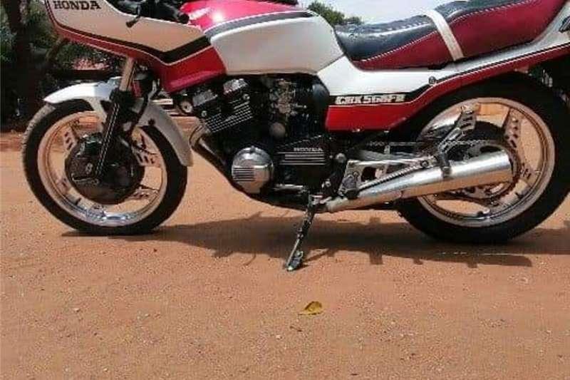 Honda CBX 1982