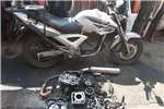 Honda CBX 2010