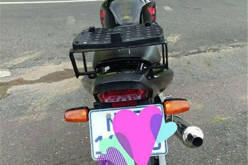 Honda CBX 2011